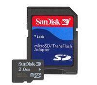 Software Gratuito para Tarjetas de Memoria SanDisk