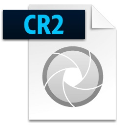 what is a cr2 file