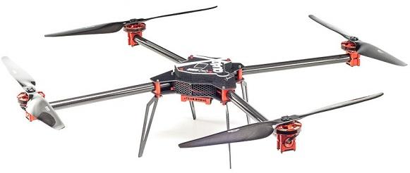 drones multimotor