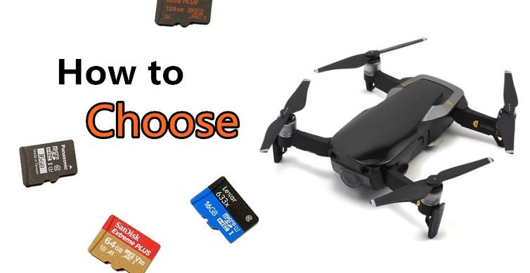 elegir tarjeta sd