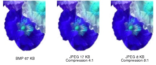 bmp vs jpeg