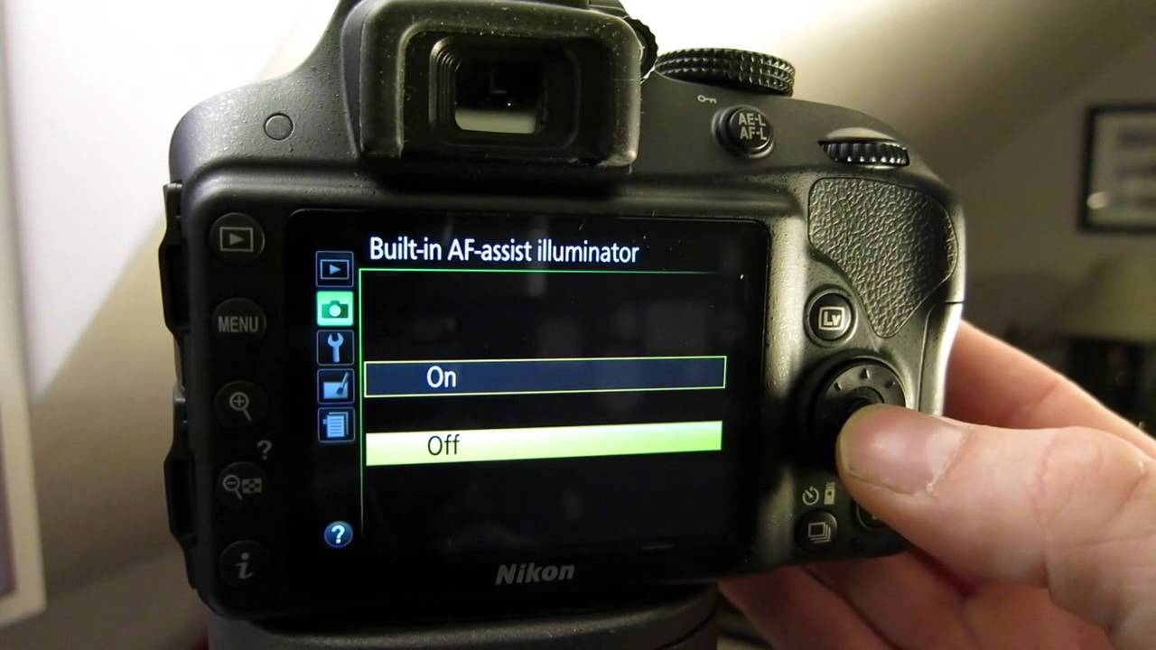 turn off camera