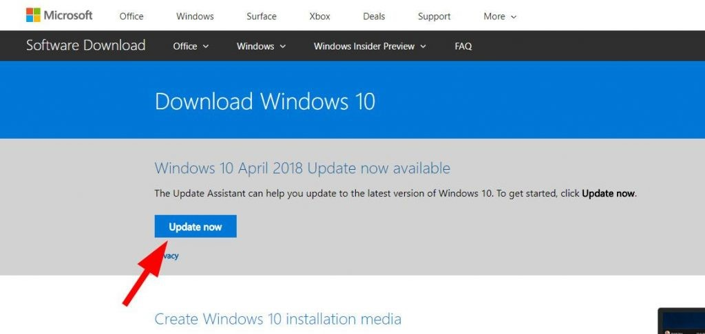Fixed: Feature Update to Windows 10 Version 1709 Failed to Install