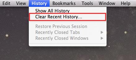 firefox history tab
