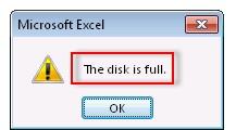 disk-is-full