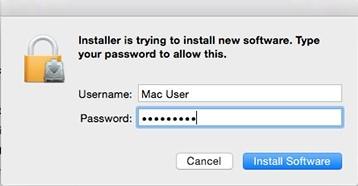 install-software