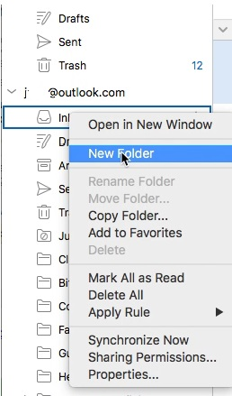new-folder-outlook