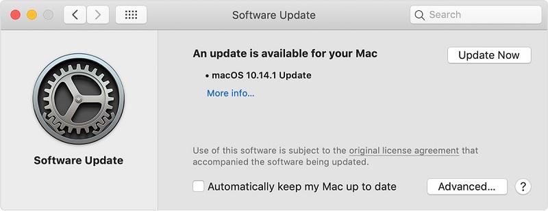 software-update-macos