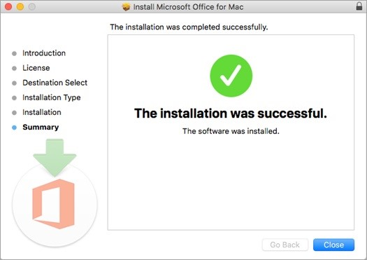 successful-installation