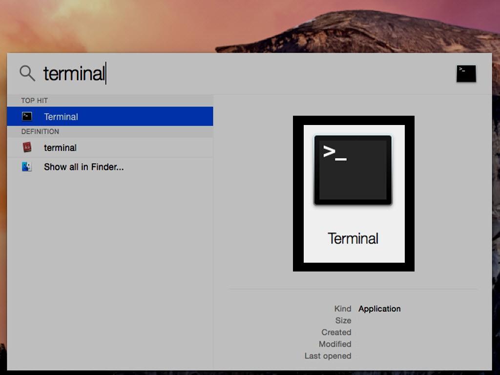 terminal-window-in-mac
