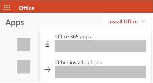 reinstall Microsoft Office on Mac 2