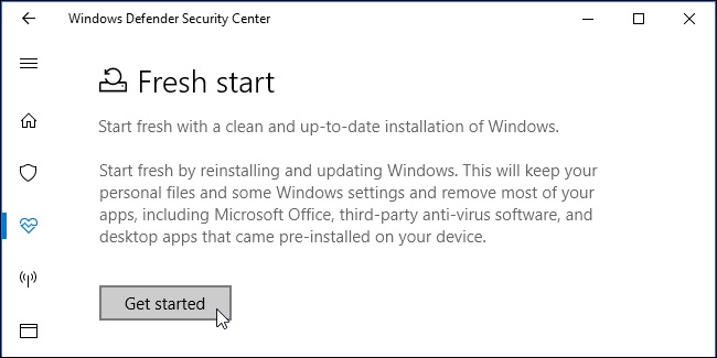 windows-fresh-start
