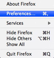 clear-firefox-browser