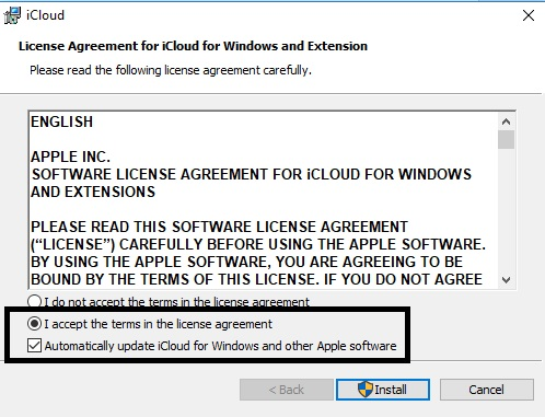 How to Download, Install, and Use iCloud on Windows PC