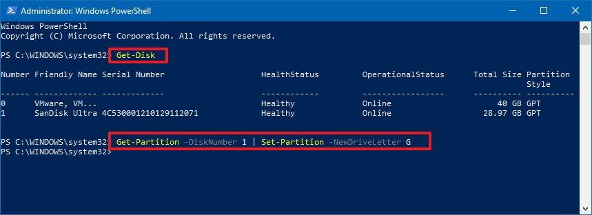 change-in-powershell