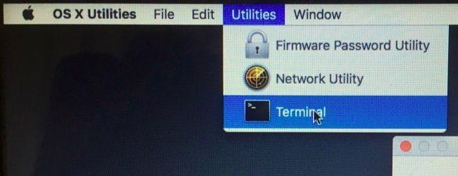 remove SIP on Mac