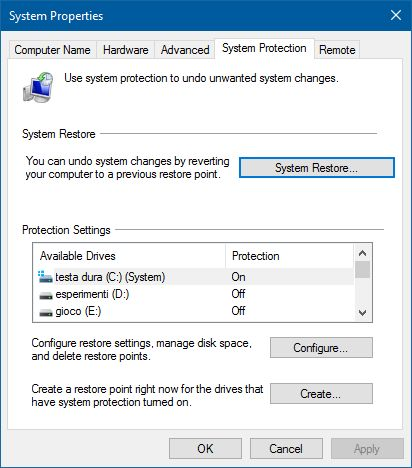 disable-system-restore