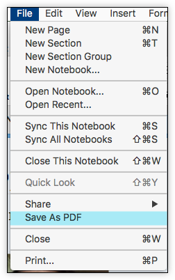 how-to-save-onenote-on-mac