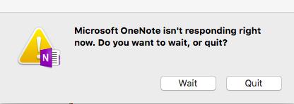 onenote-not-responding