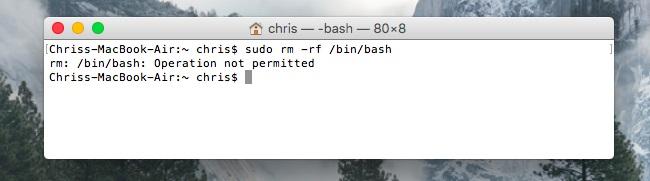 enable SIP on Mac