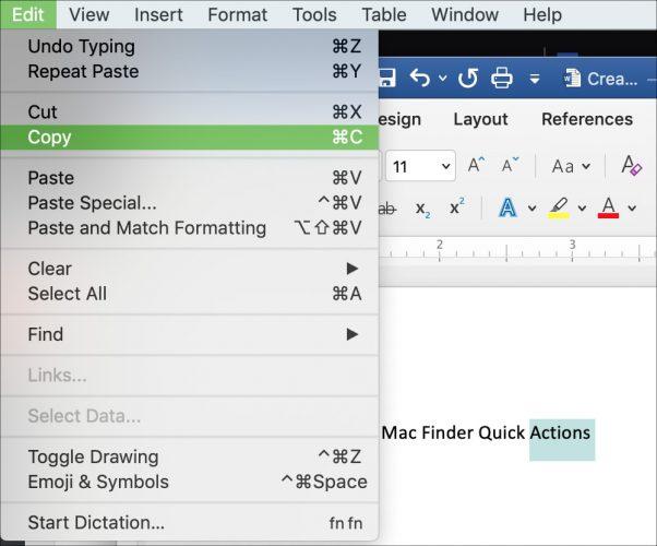 mac copy paste 2