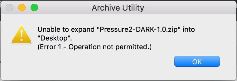 archive-uitlity-error-1