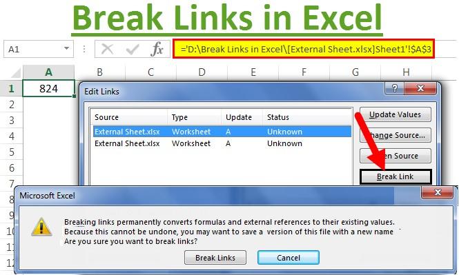 break-link-in-excel-1