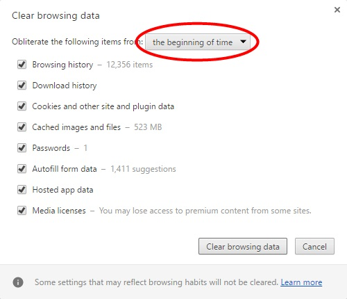 common video errors
