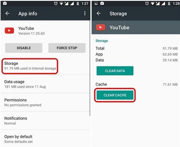fix-youtube-black-screen-phone