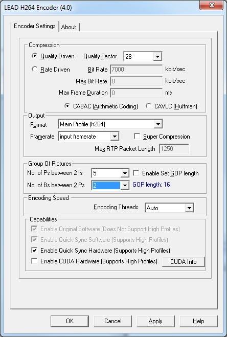 h264-user-interface