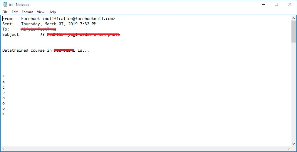 Open-txt-file