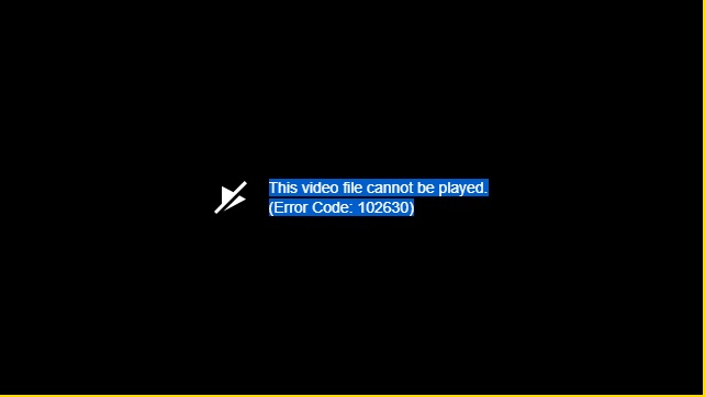 video-cannot-be-played-error