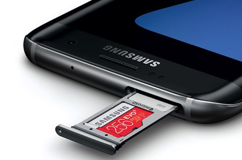 inserting SD card in the phone