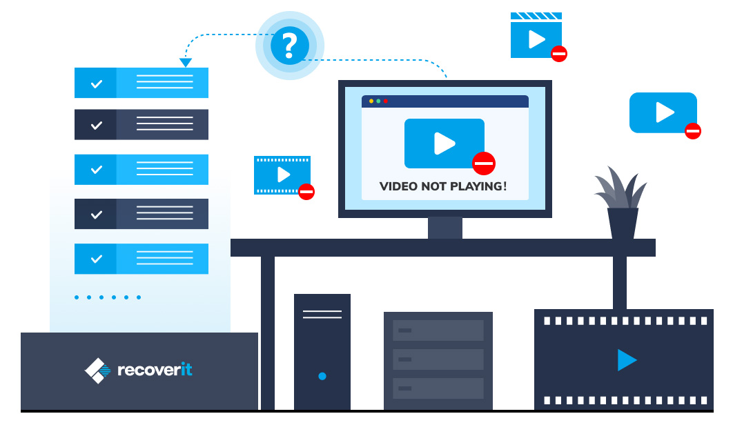 Cannot Play Video? 15 Reasons, 15 Myths & 15 Ways to Fix It