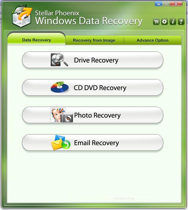 stellar phoenix free data recovery software