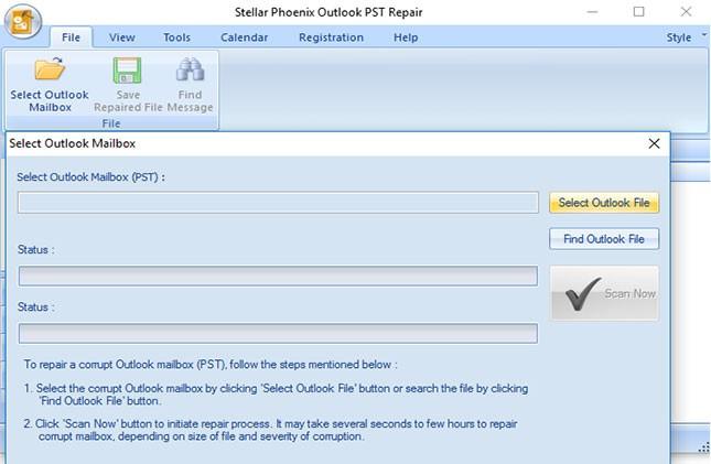 stellar phoenix outlook repair 1