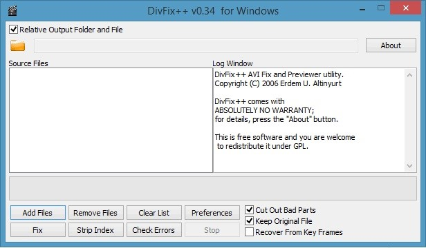 divfix++ video repair