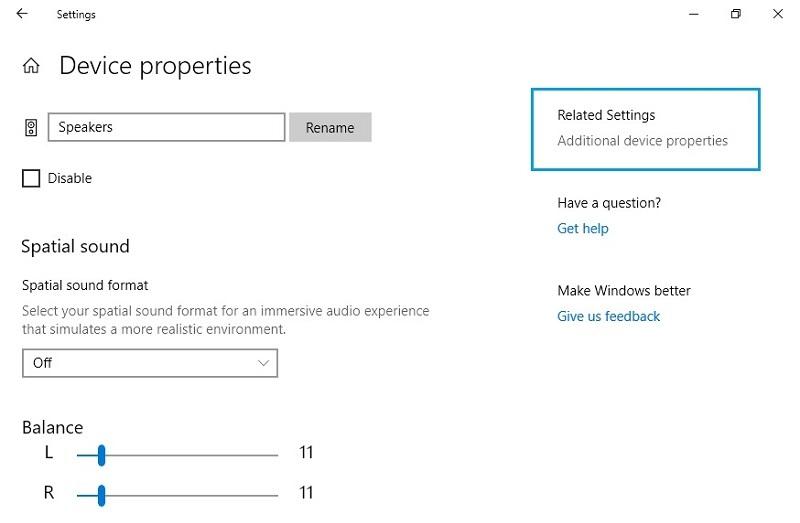 audio not working windows 10 9
