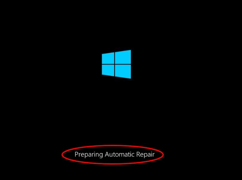 automatic repair mode