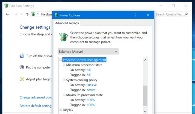 change battery energy options