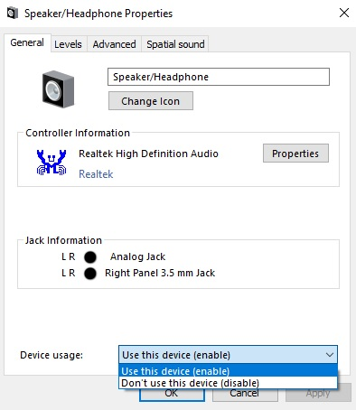 dell audio not working 2