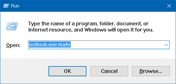 disable outlook add ins 2