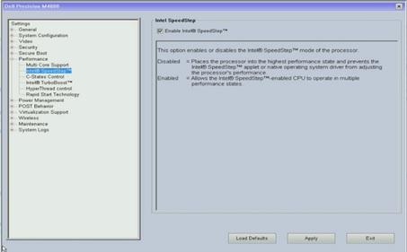 disable speedstep utility image 1