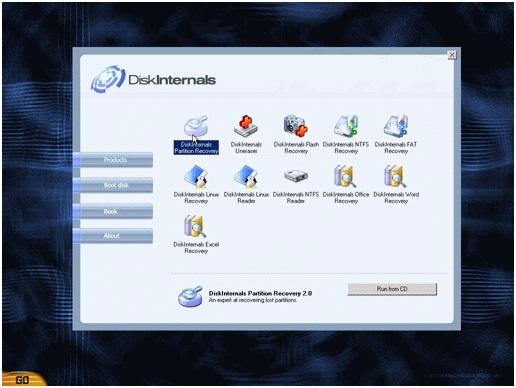 diskInternals dvd data recovery2