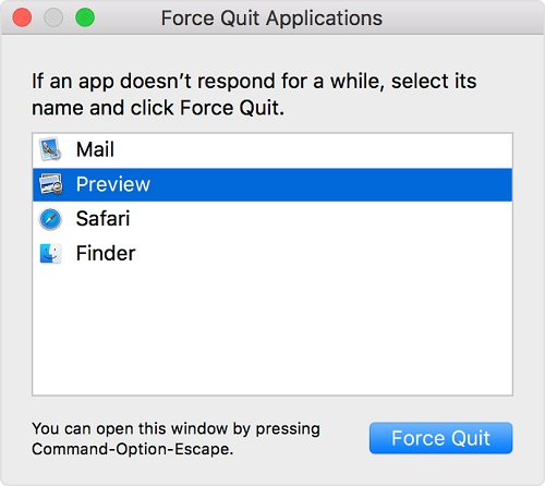 Error code 43 on Mac