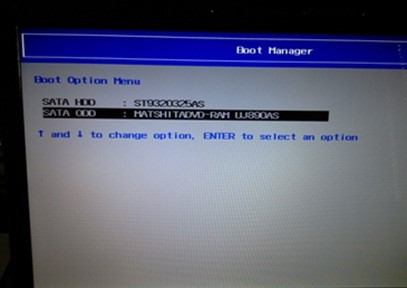 fix lenovo one key recovery not working with recovery dvd 1