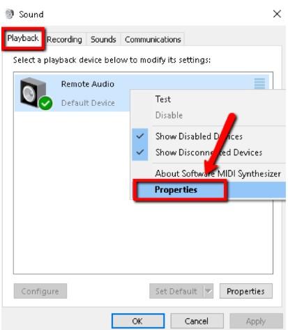 generic audio driver 7