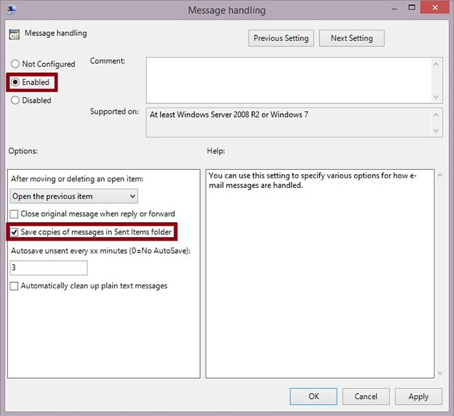 group policy setting 2