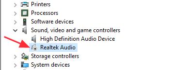 hp audio not working 4