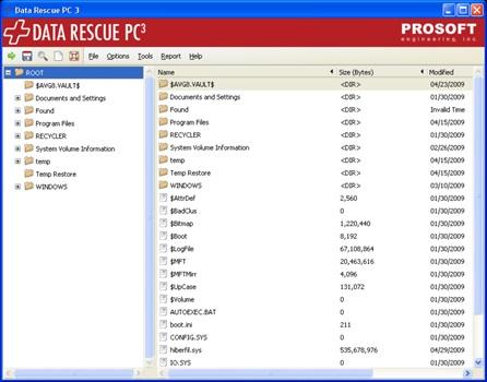 image data rescue PC 3 8